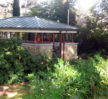 Le  new Rest-home des Ermites sages