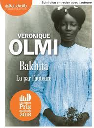 Bakhita lu par Véronique Olmi
