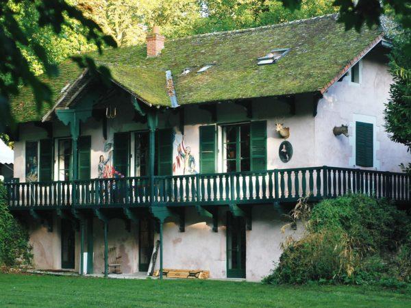 Les écrivains chez Gonzague Saint Bris