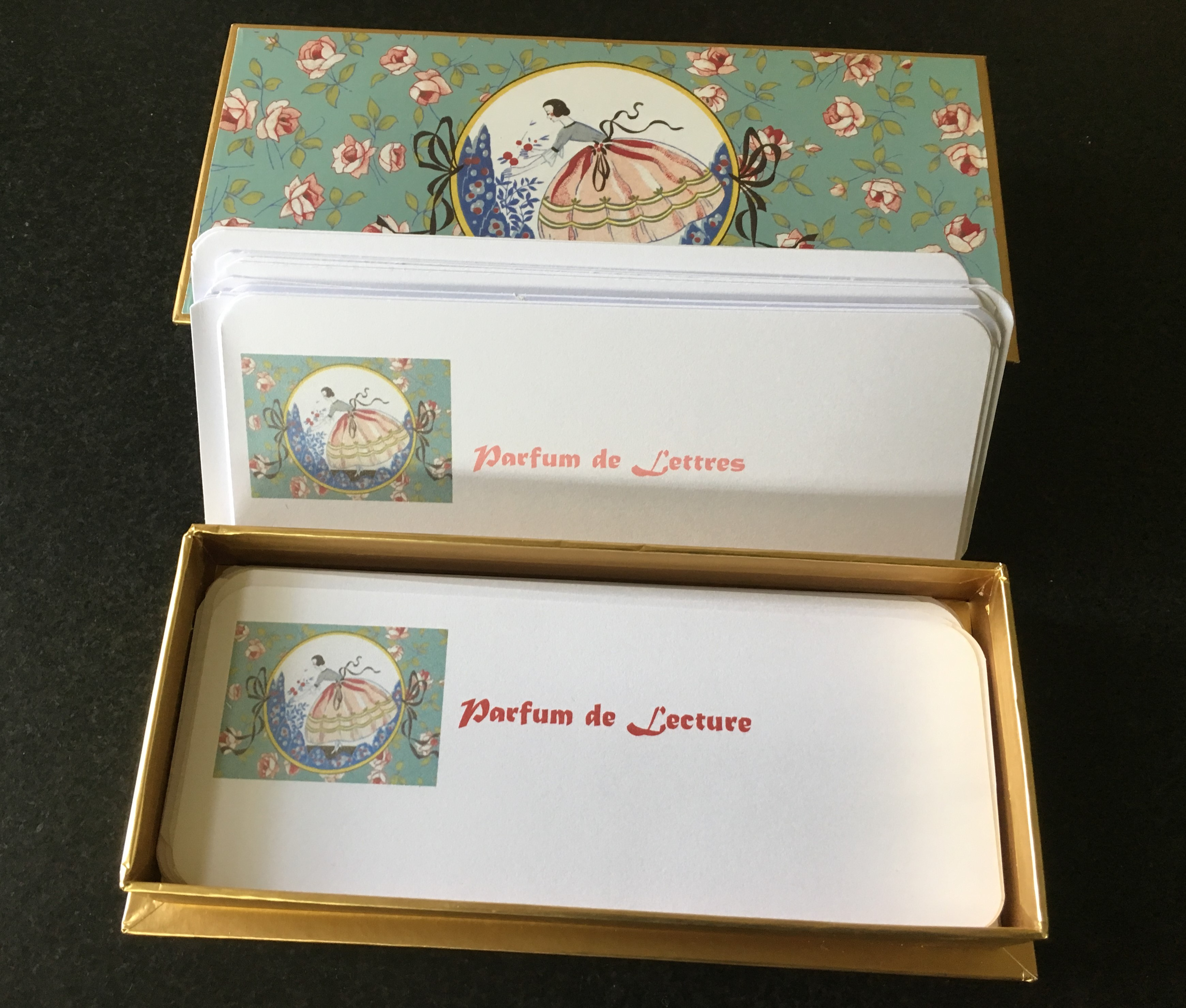 Les Parfums de lecture du Pavillon de la Littérature – 2e édition