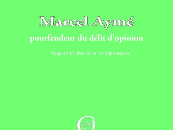 Mar-dites-moi, Marcel Aymé