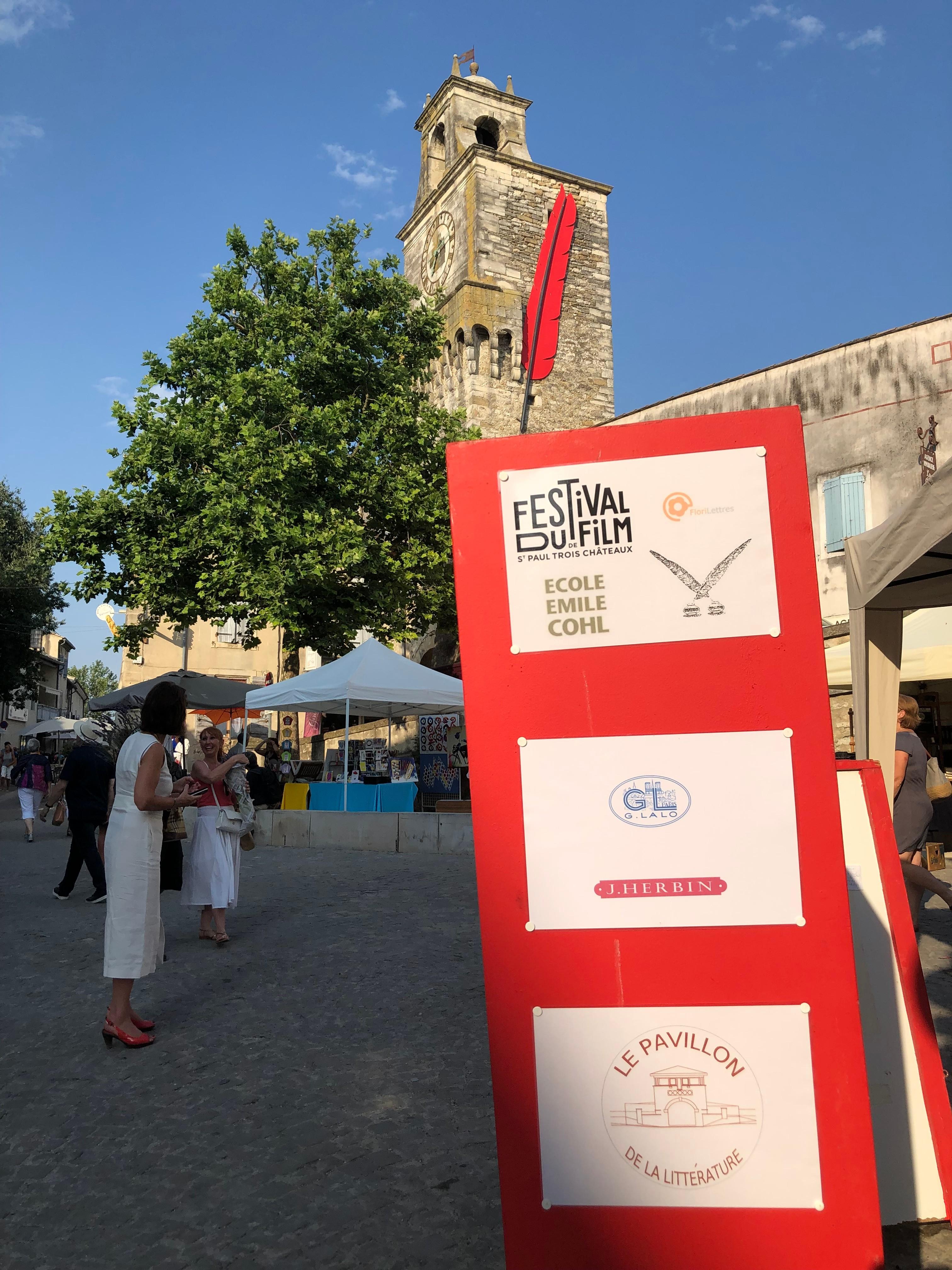 Le Festival de ma correspondance à Grignan