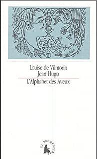 A l'étape, épate-la – Les palindromes de Louise de Vilmorin