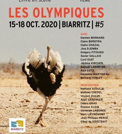 L'invitation aux voyages :  Les Olympiques # 5