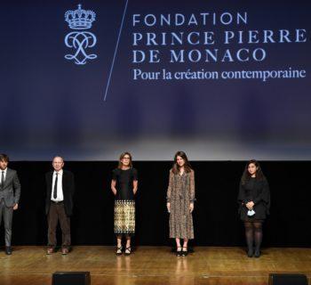 Remise des prix de la Fondation Prince Pierre de Monaco