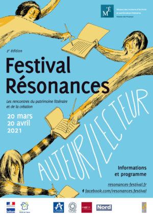 Deuxième édition du Festival » Résonances»