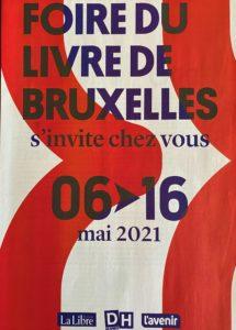 La Foire du Livre de Bruxelles s'invite chez vous