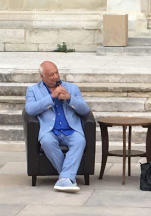 Eric-Emmanuel Schmitt reprend les rênes du Festival de la correspondance de Grignan
