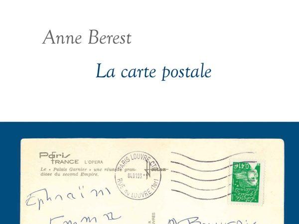 Mar-dites-nous, Anne Berest
